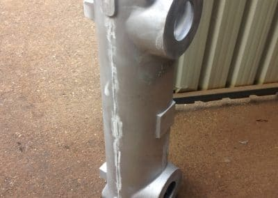 Heat Exchanger Casting