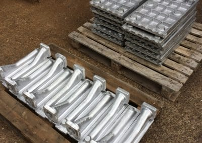 Heat Exchanger Castings