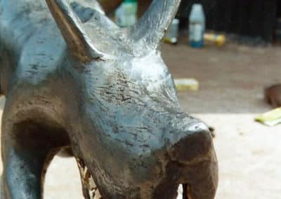 Sculpture Casting - Dog