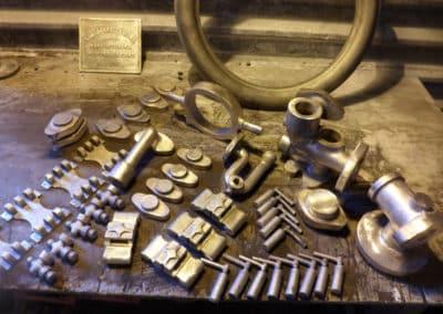 Steam Preservation Casting