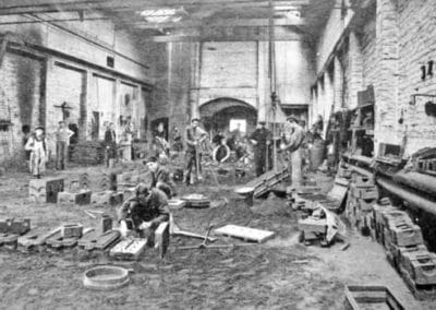 Frederick Savage Foundry