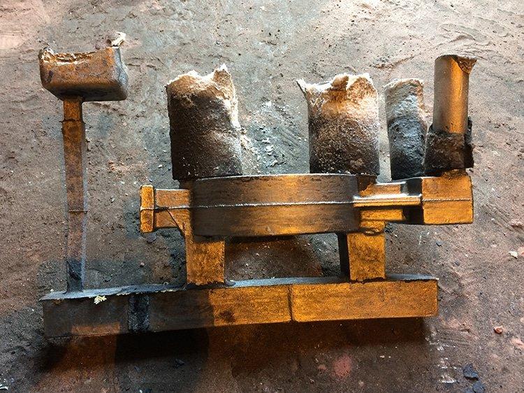 Aluminium Bronze casting