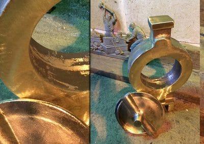 Aluminium Bronze casting expertise
